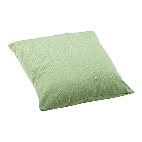 Buy Parrot Outdoor Pillow in Lime from Bed Bath & Beyond