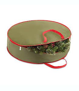 Bolsa para corona navideña Real Simple®, de 91.44 cm