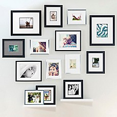 image of real simple wall frame collection