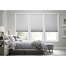 image of Real Simple® Cordless Blackout Cellular Shade