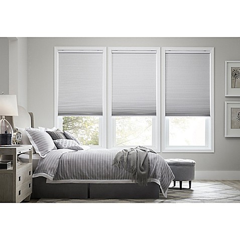 Mirage Cordless Blackout Cellular Shades Sold By Redi