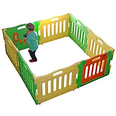 image of Baby Diego PlaySpot Playard & Activity Center