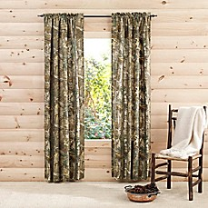 image of Realtree® Xtra Window Curtain Panel Pair