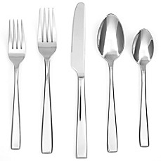 image of Cambridge® Silversmiths Logan Mirror 40-Piece Flatware Set (Service for 8)