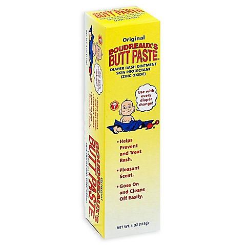 Boudreau S Butt Paste