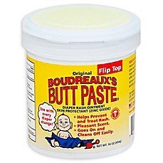 image of Boudreaux's® 16 oz. Butt Paste Jar