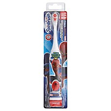 image of Crest Kids Spiderman Battery Operated Spinbrush
