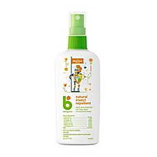 image of Babyganics® 6 oz. Natural Insect Repellent
