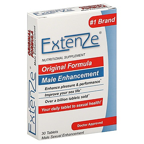 Extenze Fast Acting