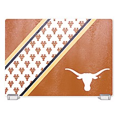 image of University of Texas Tempered Glass Cutting Board