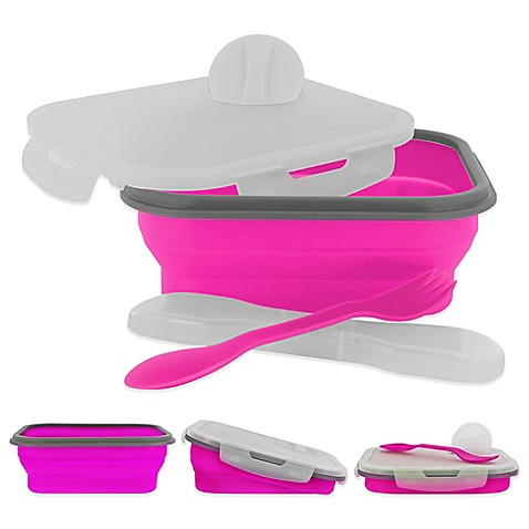 Colorful Silicone Kitchen Utensil Set Bed Bath And Beyond