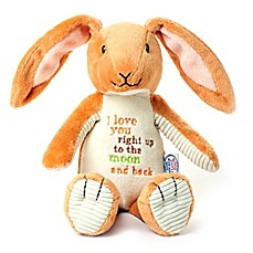 image of Kids Preferred Guess How Much I Love You Hare Bean Bag Plush Doll