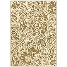 image of Aria Rugs Courtyard Collection Beachcomber Rug in Natural