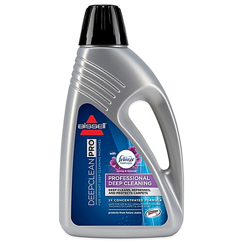 Bissell 174 Professional Deep Cleaning With Febreze 174 Formula