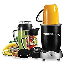 image of Magic Bullet® NutriBullet® RX Nature's Prescription Superfood Nutrition Extractor in Black