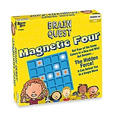 image of Brain Quest Magnetic Four Game
