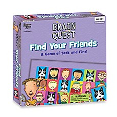 image of Brain Quest Find Your Friends Game