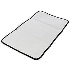 image of Obersee Baby Changing Mat in Black