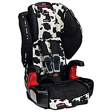 image of BRITAX Frontier (G1.1) ClickTight Harness-2-Booster Seat in Cowmooflage