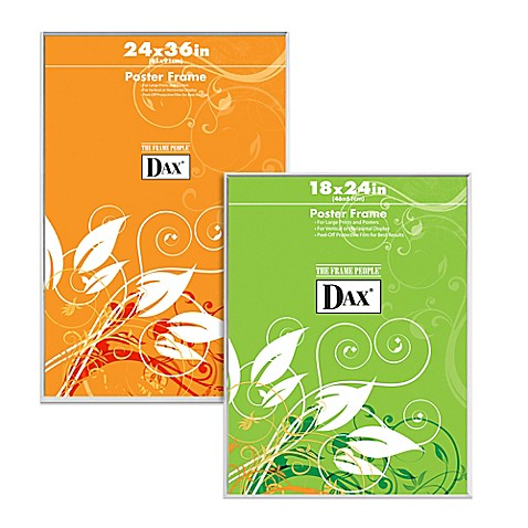 DAX® Poster Frame in Clear - Bed Bath & Beyond