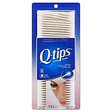 image of Q-tips® 750-Count Cotton Swabs