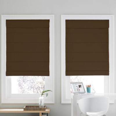 image of Real Simple® Cordless Roman Cellular 72-Inch Shade