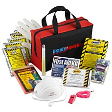 image of Ready America®  Grab N' Go Three-Day Emergency Kit for One Person