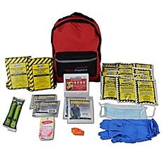 image of Ready America®  Grab N' Go Three-Day Emergency Kit for Two People
