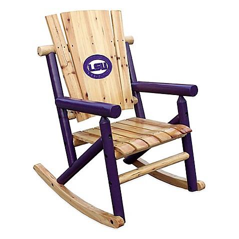 Beau LSU Rocking Chair