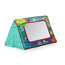 image of Bright Starts™ Sit & See Safari Floor Mirror™