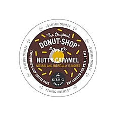 image of Keurig® K-Cup® Pack 18-Count The Original Donut Shop® Nutty Caramel Coffee