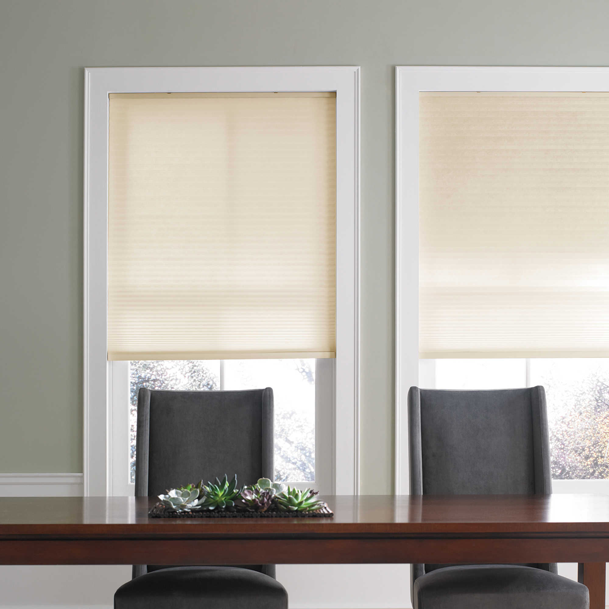 Window blinds for sale window shade price list brands amp review - Real Simple Reg Cordless Cellular Shade