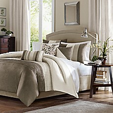 image of Amherst Natural Comforter Set 7-Piece Set