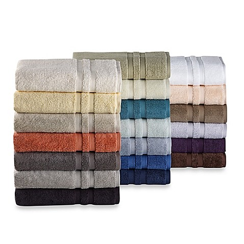 image of Wamsutta  Perfect Soft MICRO COTTON  Bath Towel Collection. Bath Towels   Beach Towels   White Towels   Bed Bath   Beyond