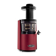 image of Omega® VSJ843R Low Speed Dual Edge Juicer