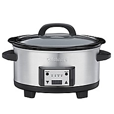 image of Cuisinart® 6.5-Quart Programmable Slow Cooker