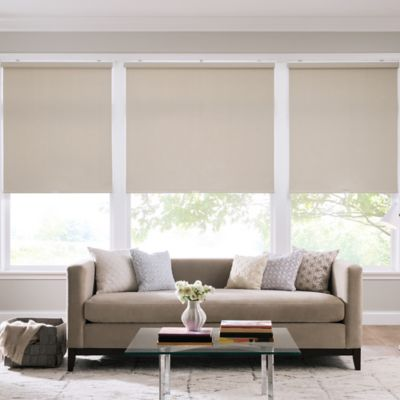 Real Simple Cordless Roller Shade Bed Bath Beyond