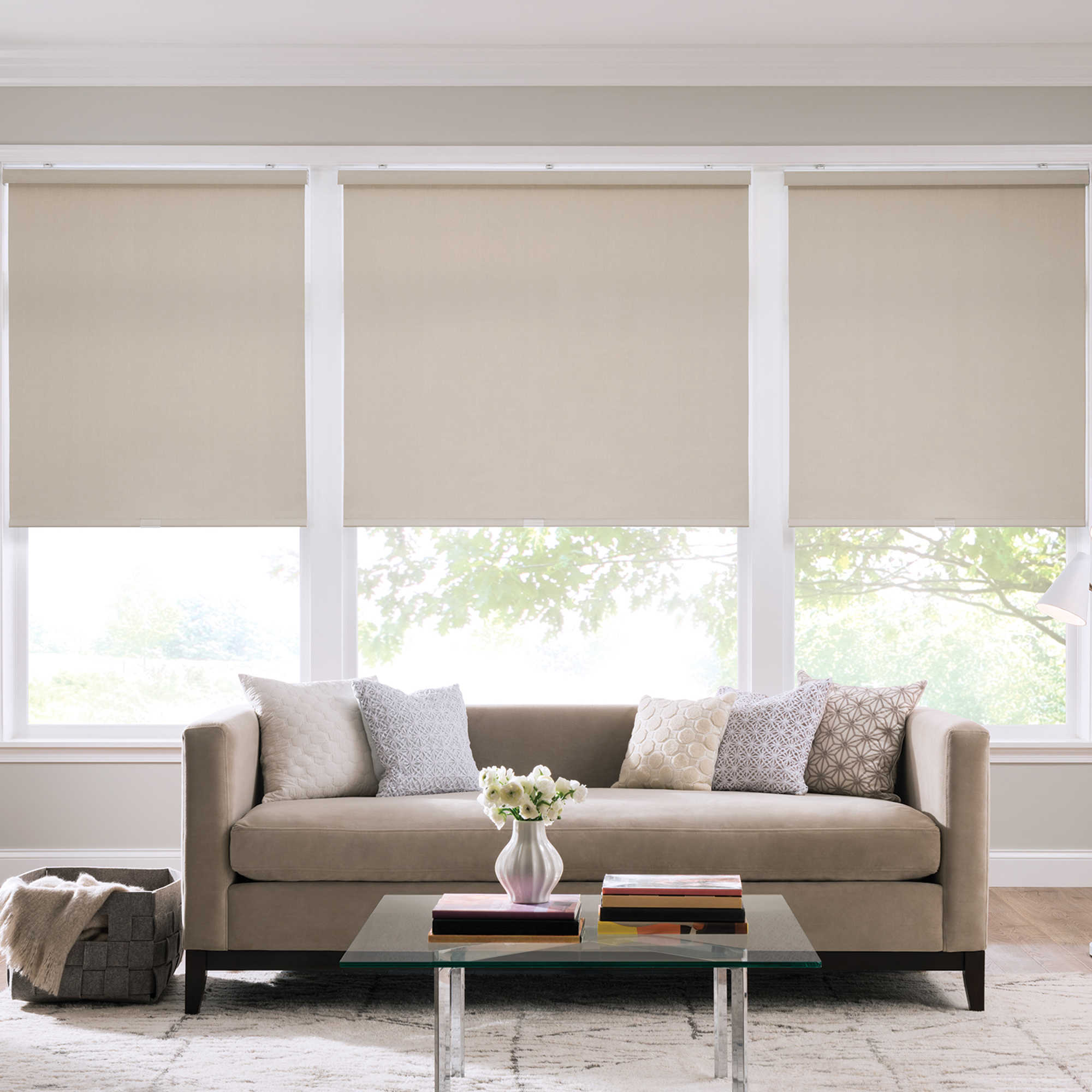 Roller Shades Blinds : How to make easy roll up curtains curtain menzilperde