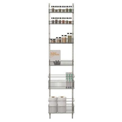 Incroyable ORG Premium Over The Door Steel Frame Pantry Organizer