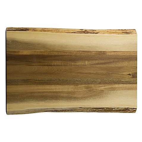 Architec 17 inch x 11 inch acacia cutting board bed for Architec cutting board