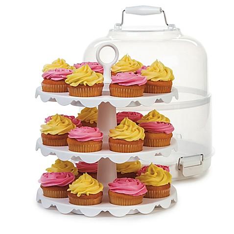 Bed Bath Cupcake Carrier