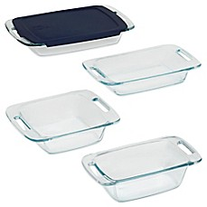 image of Pyrex® Easy Grab 5-Piece Bakeware Set