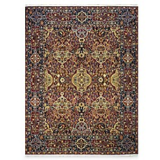 image of Karastan English Manor Hampton Court Rug in Red