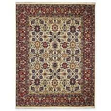 image of Karastan English Manor Stratford Rug in Cream