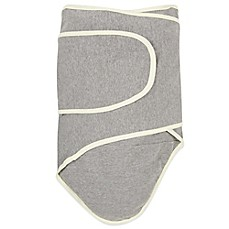 image of Miracle Blanket® Swaddle in Grey/Yellow