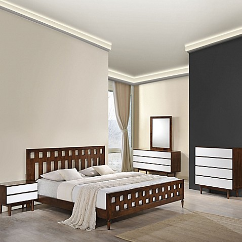 Zuo Los Angeles Bedroom Set Bed Bath Beyond