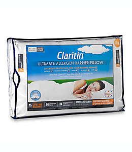 Claritin® Ultimate Allergen Barrier Clearloft™ Almohada con relieve para dormir de lado tamaño king