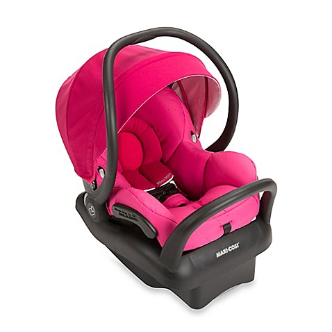 buy maxi cosi mico max 30 infant car seat in pink berry from bed bath beyond. Black Bedroom Furniture Sets. Home Design Ideas
