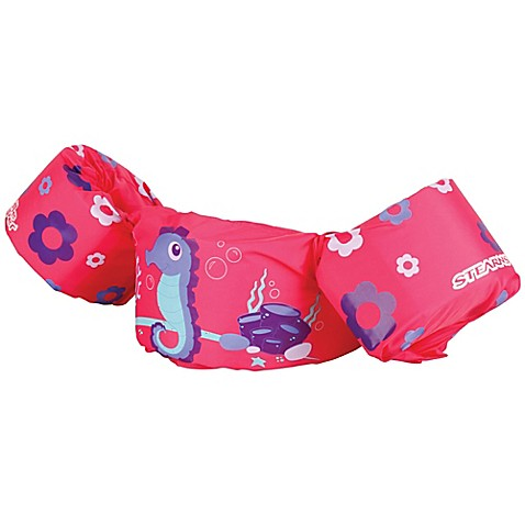 Stearns 174 Seahorse Puddle Jumper 174 In Pink Bed Bath Amp Beyond