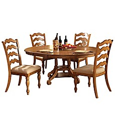 image of Hillsdale Hamptons Dining Set